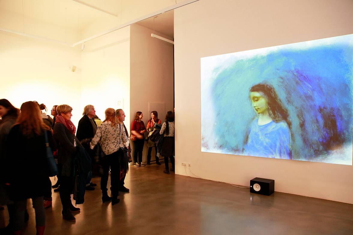 Tricky Women 2016 goes galleries: Exhibition Opening Bildraum 07