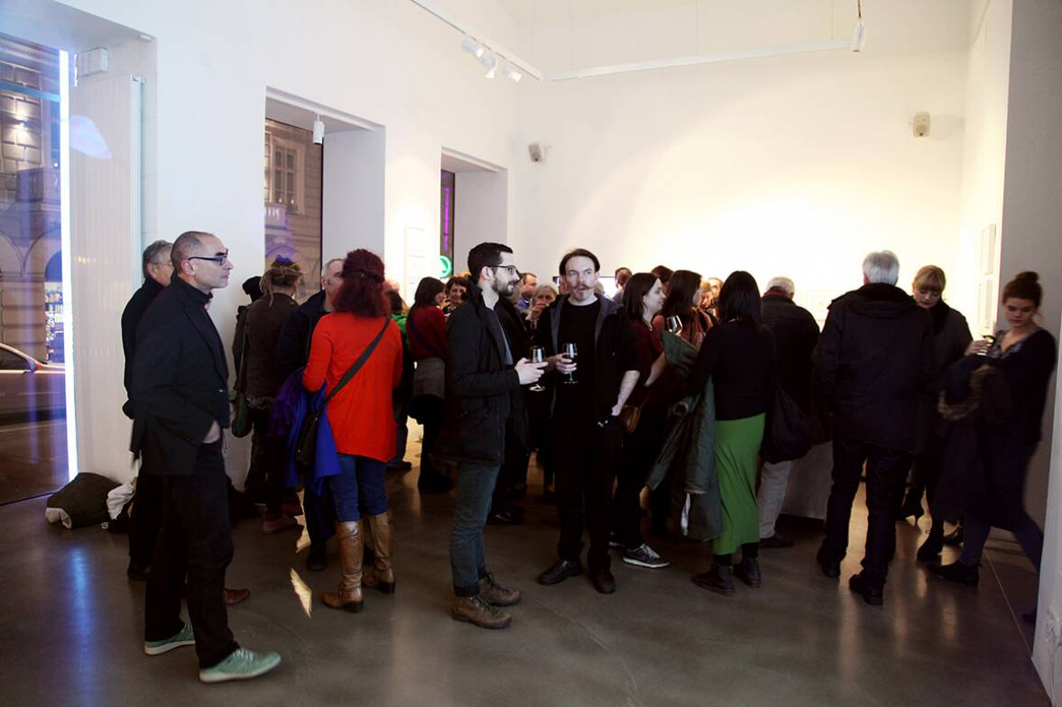 Tricky Women 2016 goes galleries: Exhibition Opening Bildraum 07