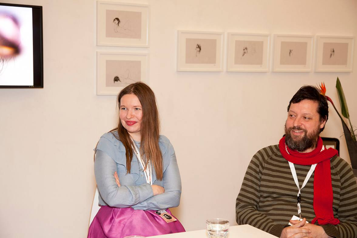 Tricky Women 2016 - Artists' Talk