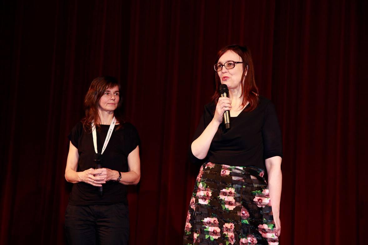 Tricky Women 2016 - Award Ceremony