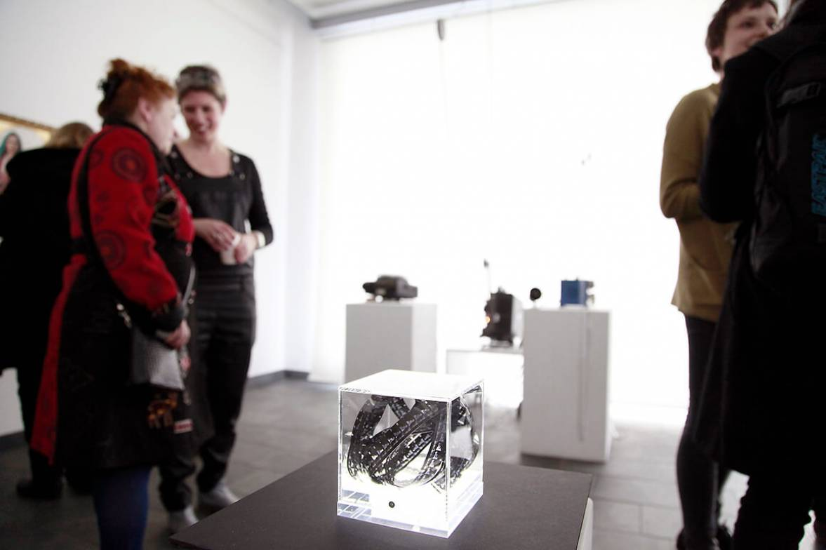 Tricky Women 2016 goes galleries: Exhibition Opening Kro Art Contemporary