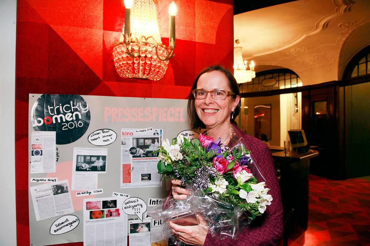 Tricky Women 2016 - Joanna Priestley Retrospective