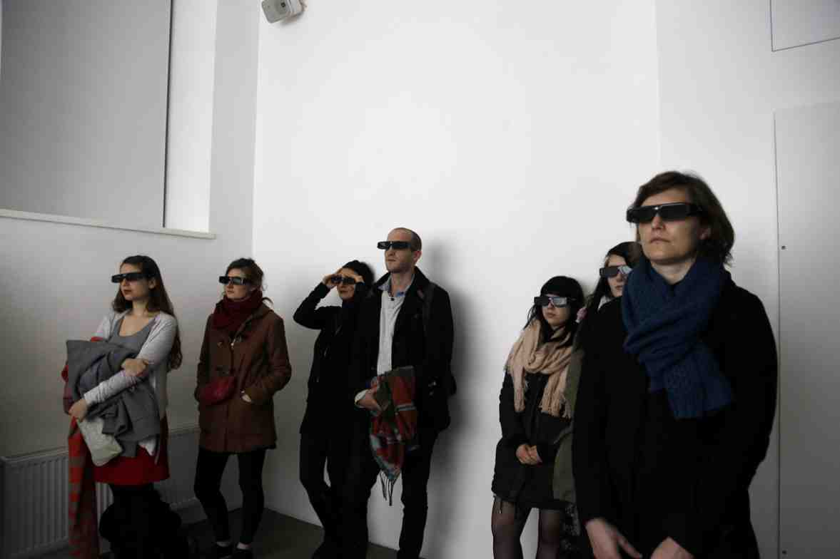 Opening in der Galerie Bildraum 07