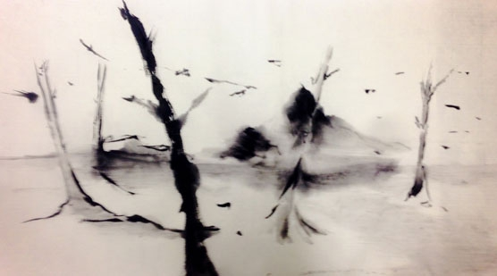 Chinese Ink Painting & Animation Workshop