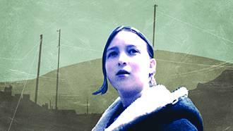 Pocedi Trymion / Heavy Pockets, Sarah Cox
